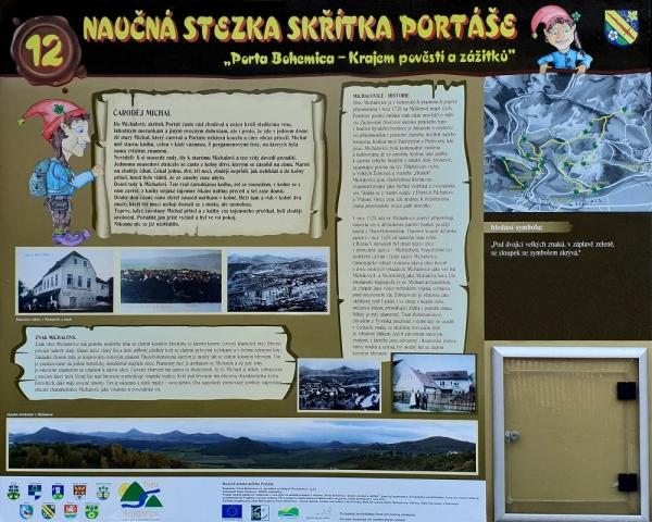 Naučná stezka porta Bohemica